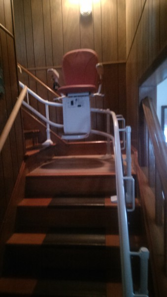 ameriglide stair lift installation instructions