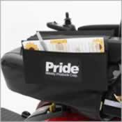 "Pride Saddle Bag, Small 12.5"" x 9.875"""