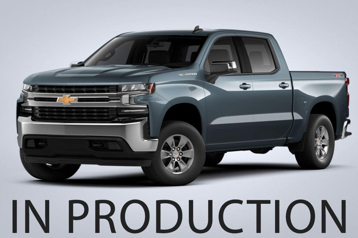 2020 CHEVROLET SILVERADO 1500 LT 4x4 - ALL-STAR EDITION